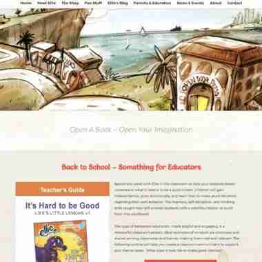 Website Design, Development, Technical Support, SEO, Social Media & Content Writing for https://www.opendoor-press.com/